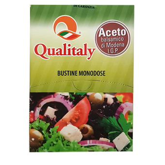 ACETO BALSAMICO IN BUSTINE ML.5 (100 PZ.) -