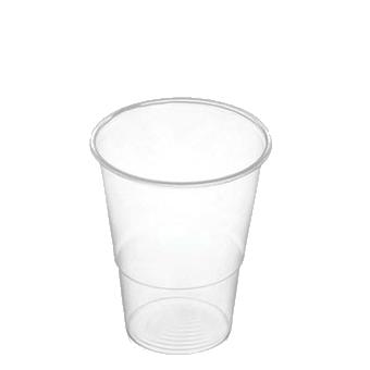BICCHIERI TRASPARENTI CC.400 (=300 ml) (PZ.50) -
