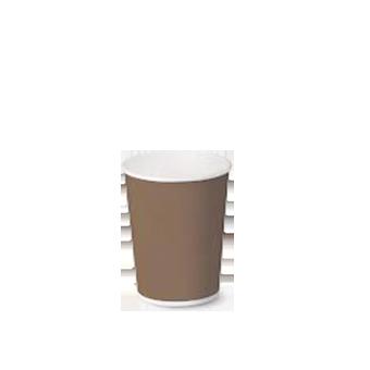 "BICCHIERI ""CARTA"" CAFFE (PZ.100) CON COPERCHI -"