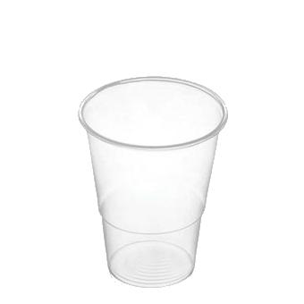 BICCHIERI TRASPARENTI CC.300 (=250 ml) (PZ.50) -