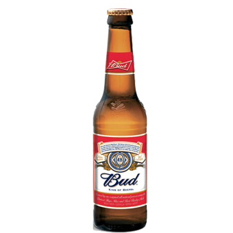 BIRRA BUD (ORIGINALE AMERICANA) BOTTIGLIA CL.33        -