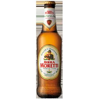 BIRRA MORETTI BOTTIGLIA CL.33 - Heineken