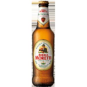 BIRRA MORETTI BOTTIGLIA CL.66 - Heineken