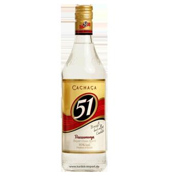 CACHACA 51 PIRASSUNUNGA LT.1 -