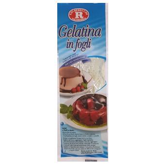 GELATINA IN FOGLIE GR.24 (COLLA DI PESCE) -