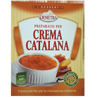 "CREMA CATALANA ""DEMETRA"" 5 BUSTE - Demetra"