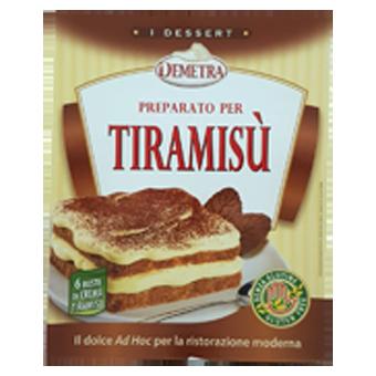 "TIRAMISU KG.1.710 (6xGr.285) ""DEMETRA"" - Demetra"
