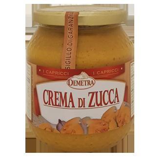 """CREMA DI ZUCCA ML.580 """"DEMETRA"""" - Demetra"""