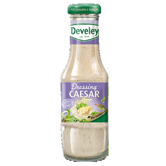 DRESSING CAESAR ML.500 (PER INSALATA E VERDURE) - Develey