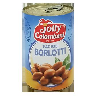 FAGIOLI BORLOTTI GR.400 -