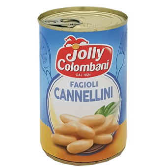 FAGIOLI CANNELLINI GR.400 -