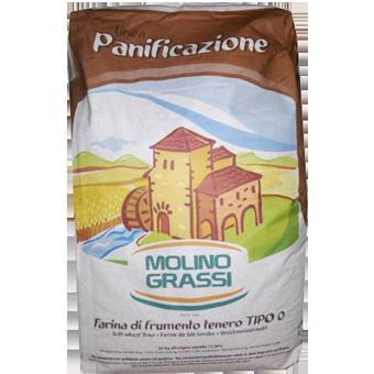 FARINA MANITOBA KG.25 MOLINO GRASSI -