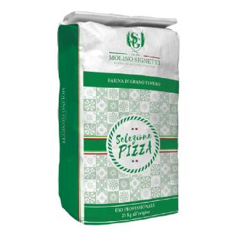 FARINA LINEA PIZZA TIPO 00 KG.25 MOLINO GRASSI -