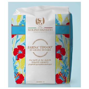 FARINA MANITOBA KG.1 MOLINO GRASSI -