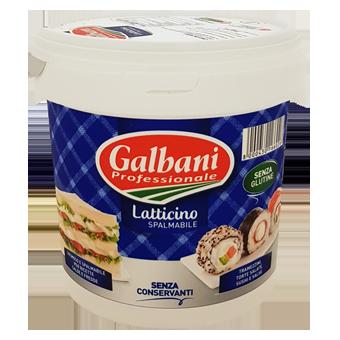 LATTICINO SPALMABILE GALBANI KG.1 -