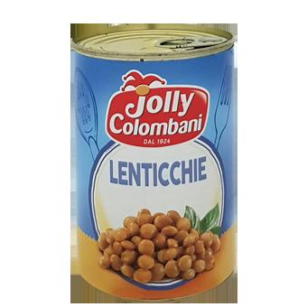 LENTICCHIE LATT. GR.400    -