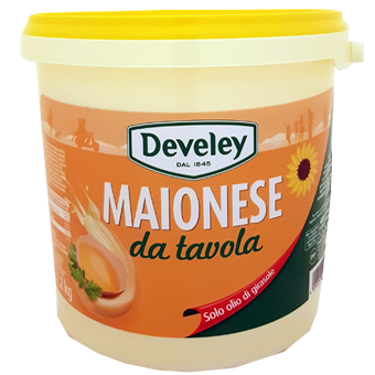 MAIONESE DEVELEY KG.2,2 -
