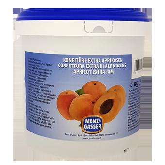 MARMELLATA FRUTTA KG.2,3 ALBICOCCA -
