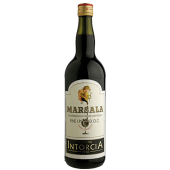 MARSALA SECCO INTORCIA LT.1               -