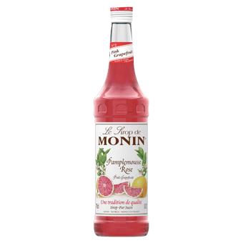 MONIN SCIROPPO POMPELMO ROSA CL.70 -