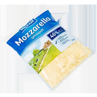 MOZZARELLA JULIENNE MILRAM KG.2 -