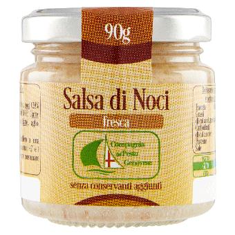 SALSA DI NOCI GR.90 (6 MINIMO) -