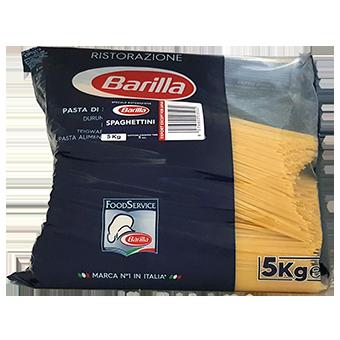 "PASTA ""BARILLA"" SPAGHETTINI KG.5 -"
