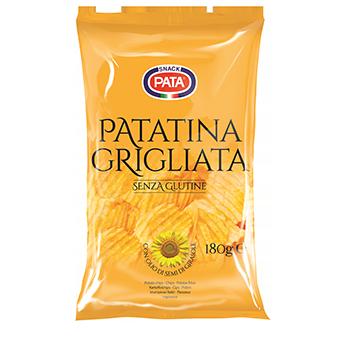 PATA PATATINE GRIGLIATE GR.180 - Pata Patatine