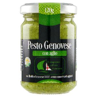 Pesto Buonissimo Gr.120 - Compagnia del Pesto Genovese
