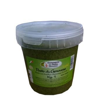 PESTO ALLA GENOVESE KG.1 - Compagnia del Pesto Genovese
