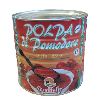 POLPA DI POMODORO QUALITALY KG.2,5 - Qualitaly