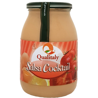 SALSA COCKTAIL QUALITALY GR.960 - Qualitaly