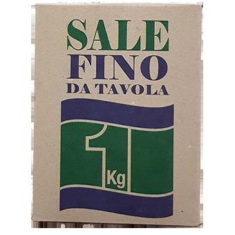 SALE FINO DA KG.1 -