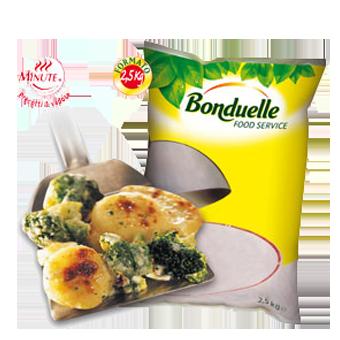 BROCCOLI INTERI TRADIZIONALI BONDUELLE KG.2,5 - Bonduelle