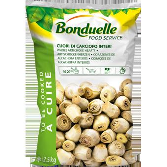 CARCIOFI CUORE TRADIZIONALI BONDUELLE KG.2,5 - Bonduelle