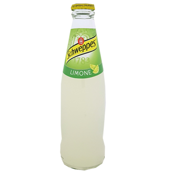 SCHWEPPES LEMON CL.18                                   -