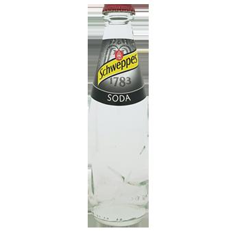 SCHWEPPES SODA CL.18 -