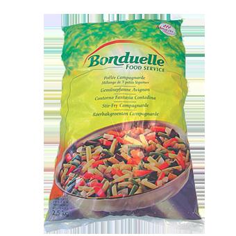 CONTORNO ALLA CONTADINA PRECOTTO BONDUELLE KG.2,5 - Bonduelle