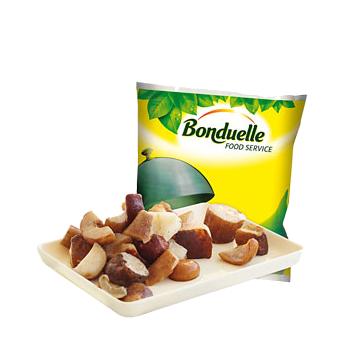 FUNGHI PORCINI CUBETTATI BONDUELLE KG.1 - Bonduelle