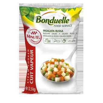 INSALATA RUSSA TRADIZIONALE BONDUELLE KG.2,5 - Bonduelle
