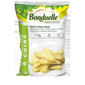 PATATE STEAK HOUSE BONDUELLE KG.2,5 - Bonduelle