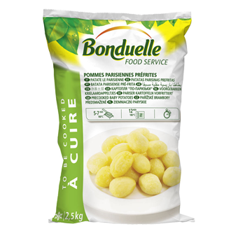 PATATE NOVELLE TRADIZIONALI BONDUELLE KG.2,5 - Bonduelle