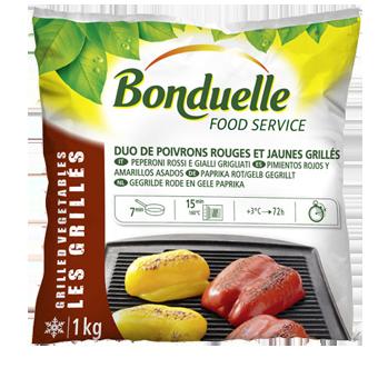 PEPERONI GRIGLIA BONDUELLE KG.1 - Bonduelle