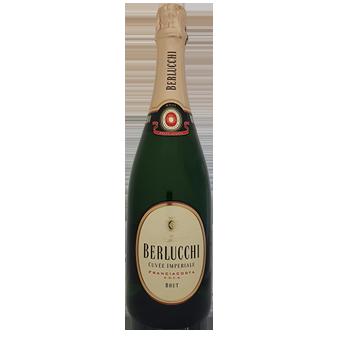BERLUCCHI BRUT METODO CLASSICO ITALIANO CL.75 -