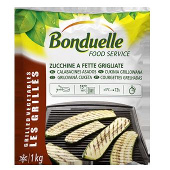 ZUCCHINE GRIGLIA BONDUELLE KG.1 - Bonduelle