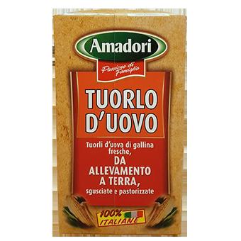 TUORLO UOVO TERRA KG.1 -