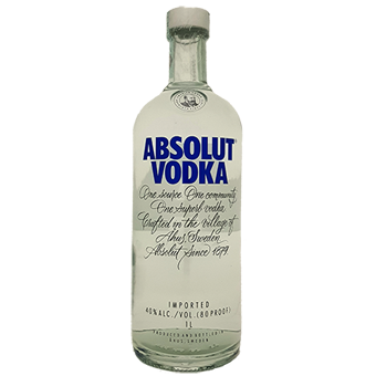 VODKA ABSOLUT BLU LT.1 -
