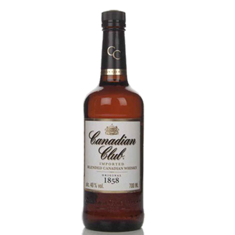 WHISKY CANADIAN CLUB CL.70 -